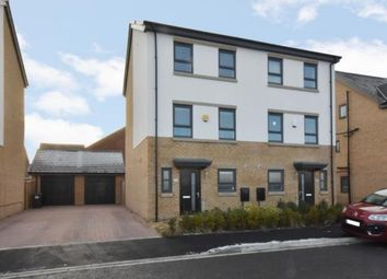 Thumbnail 4 bed semi-detached house for sale in Lescar Road, Waverley, Rotherham, South Yorkshire