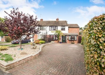 Thumbnail 4 bed semi-detached house for sale in Nathaniel Walk, Tring
