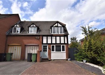 Thumbnail 2 bed end terrace house for sale in Cobden Avenue, Worcester