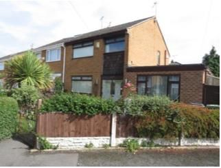Thumbnail 3 bed semi-detached house for sale in Ridgewood Drive, Heswall, Wirral