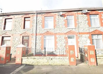 Thumbnail 4 bed terraced house for sale in Nant Y Dall Avenue, Rhydyfelin, Pontypridd