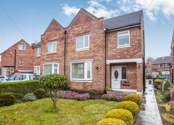 Thumbnail 3 bedroom semi-detached house for sale in Swale Avenue, York