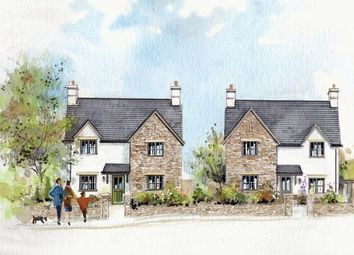 Thumbnail 4 bedroom detached house for sale in Chapel View, The Down, Alveston