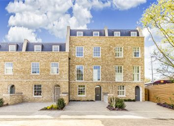Thumbnail 6 bed end terrace house for sale in Mills Row, Chiswick, London