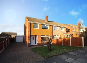 Thumbnail 3 bed semi-detached house for sale in Guildford Road, Middlesbrough