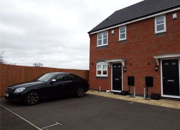 Thumbnail 2 bed semi-detached house to rent in Washington Road, Thurmaston, Leicester, Leicestershire