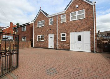 Thumbnail 5 bed detached house for sale in Old Whint Road, Haydock, St. Helens