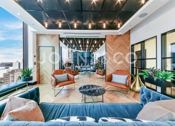 Thumbnail 2 bed flat for sale in Carrara Tower, City Road, London