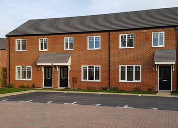 Thumbnail 2 bed end terrace house for sale in Harbury Lane, Heathcote, Warwick