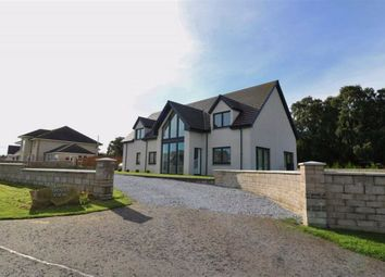 Thumbnail 5 bed detached house for sale in Hallowood Road, Elgin