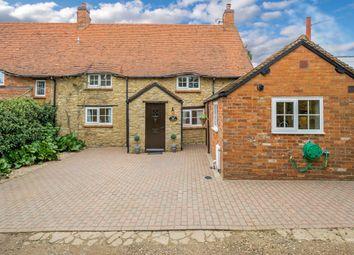 Thumbnail 4 bedroom cottage for sale in Glebe Lane, Hanslope