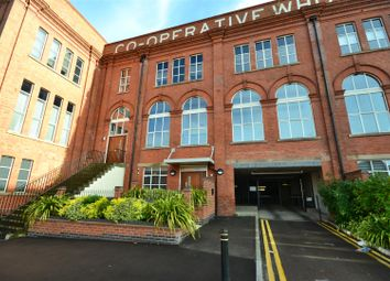 Thumbnail 1 bed flat for sale in Wheatsheaf Court, Leicester