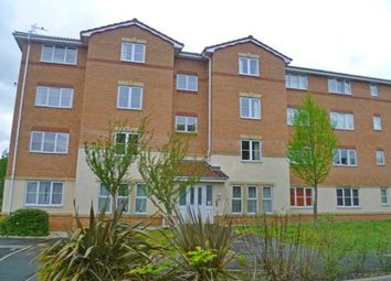 Thumbnail 2 bed flat for sale in Porterfield Drive, Tyldesley, Manchester