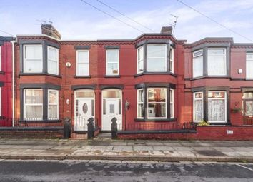 Thumbnail 3 bed terraced house for sale in Portelet Road, Liverpool, Merseyside, England