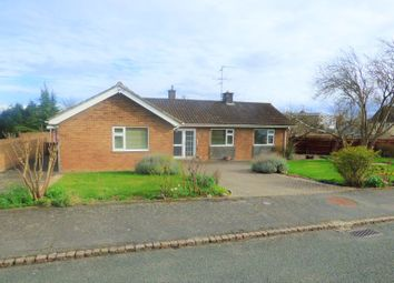 Thumbnail 3 bed bungalow to rent in Resthaven Road, Wootton, Northampton