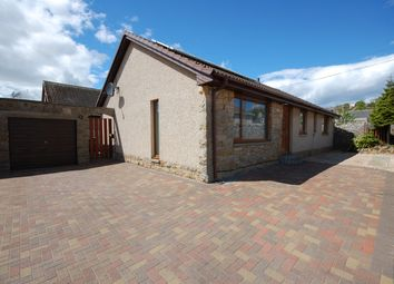 Thumbnail 3 bed detached bungalow for sale in Grant Lane, Lossiemouth