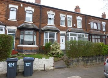Thumbnail 2 bedroom property to rent in Somerset Road, Erdington, Birmingham