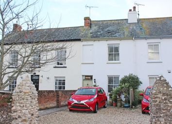 Thumbnail 3 bed terraced house for sale in Albert Terrace, Salcombe Road, Sidmouth