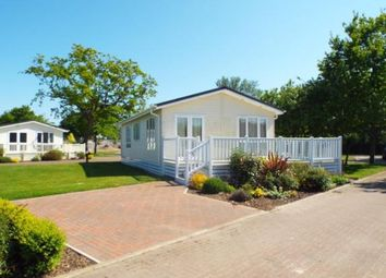 2 bed mobile/park home for sale in Frinton Road, Thorpe Le Soken, Clacton On Sea CO16