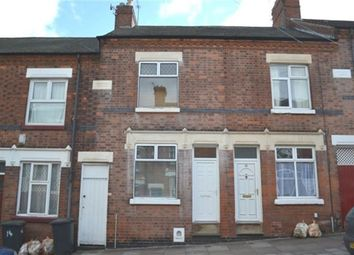 Thumbnail 2 bed terraced house to rent in Burns Street, Knighton Fields, Leicester