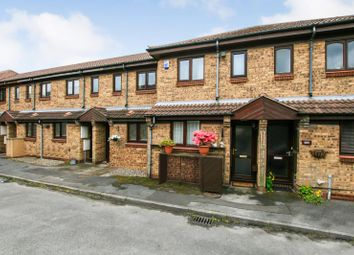 Thumbnail 2 bedroom terraced house for sale in Derwent Close, Dronfield, Derbyshire