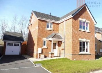Thumbnail 4 bed detached house for sale in Clos Joslin, Coity, Bridgend.