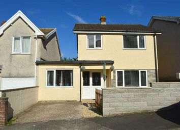 Thumbnail 3 bed link-detached house for sale in Nurses Corner, Penclawdd, Swansea