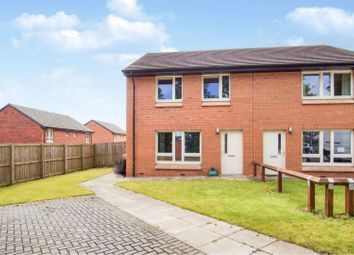 Thumbnail 3 bed semi-detached house for sale in Birkdale Place, Dundee