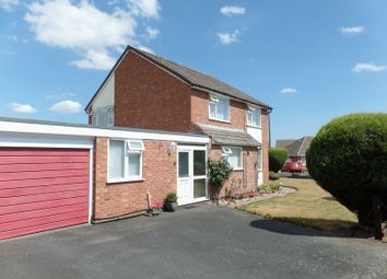 Thumbnail 4 bed detached house for sale in Lapworth Way, Newport