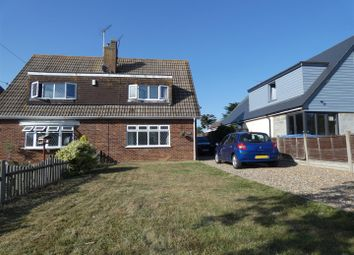 3 bed semi-detached house to rent in Maydowns Road, Chestfield, Whitstable CT5