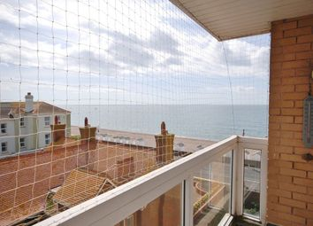 Thumbnail Flat to rent in Retirement Flat, Sea Front, Seaton