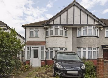 Thumbnail 3 bed property for sale in Fraser Road, Perivale, Greenford