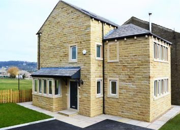 Thumbnail 4 bedroom detached house for sale in 226 Leymoor Road, Golcar, Huddersfield