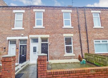 Thumbnail 3 bed flat for sale in Countess Avenue, Whitley Bay