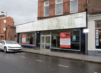 Thumbnail Retail premises for sale in Finkle Street, Workington