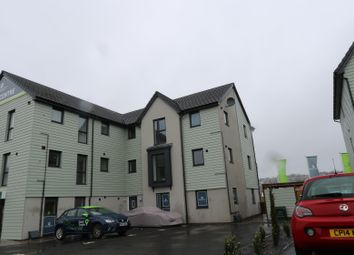 Thumbnail 2 bedroom flat to rent in Rhodfa Cambo, Barry Waterfront