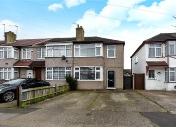 Thumbnail 3 bed end terrace house for sale in Midhurst Gardens, Hillingdon, Middlesex