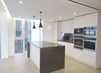 Thumbnail 3 bed flat to rent in Admiralty House, 150 Vaugan Way, London
