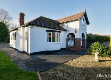 Thumbnail 4 bed detached bungalow for sale in Heald Green, Cheadle, Cheshire