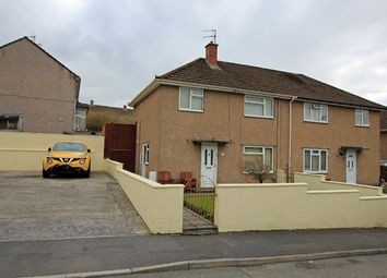 3 bed semi-detached house for sale in Russell Terrace, Carmarthen, Carmarthenshire SA31