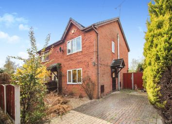 Thumbnail 2 bed semi-detached house for sale in West Street, Wrexham