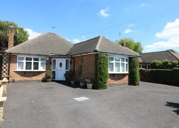 Thumbnail 2 bed bungalow for sale in Wayside Drive, Oadby, Leicester, Leicestershire