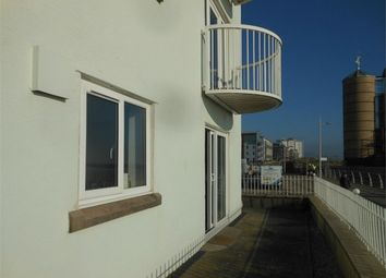 Thumbnail 2 bed flat to rent in Marine Walk, Maritime Quarter, Swansea