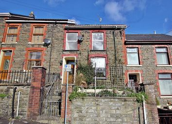 Thumbnail 2 bed terraced house for sale in Charles Street, Tonypandy, Rhondda, Cynon, Taff.