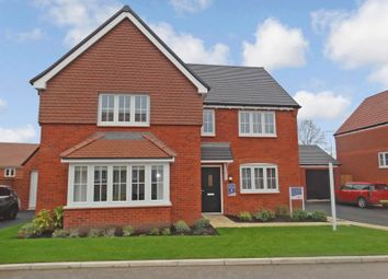 Thumbnail 5 bedroom detached house for sale in The Arundel, Plot 95 Loachbrook Farm Meadow, Congleton