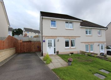 Thumbnail 3 bed semi-detached house for sale in 4 Primrose Hill, Culduthel, Inverness