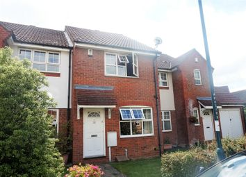 Thumbnail 2 bed terraced house to rent in Pentstemon Drive, Swanscombe, Kent