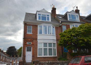 Thumbnail 3 bed maisonette to rent in Fairpark Road, St. Leonards, Exeter