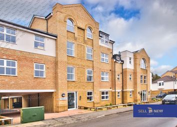 Thumbnail 2 bed triplex for sale in Freemans Court, Station Road, Rushden, Northamptonshire