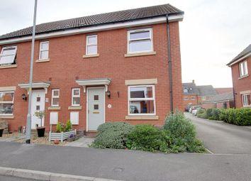 Thumbnail 3 bed semi-detached house to rent in Godley Lane, Trowbridge